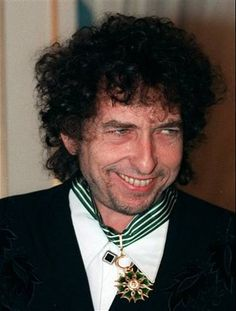 """May 29,2012--Bob Dylan receives """"The Presidential Medal Of Freedom"""" which is a very prestigious honor was awarded by President Barack Obama"""