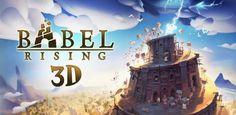 Desata tu ira contra los herejes en Babel Rising 3D para Android  http://www.xatakandroid.com/p/86963