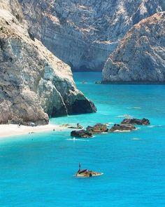 Greece Lefkada Island