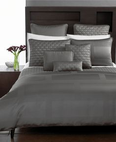 """Hotel Collection """"Frame"""" Bedding from Macy's (http://www1.macys.com/shop/product/hotel-collection-frame-bedding?ID=198890=7502=#fn=BRAND%3DHotel)"""