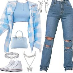 Baddie Outfits Casual, Cute Comfy Outfits, Dope Outfits, Teen Fashion Outfits, Grunge Outfits, Chic Outfits, Trendy Outfits, Aesthetic Grunge Outfit, Aesthetic Fashion