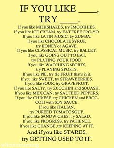 if you like.... try...