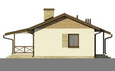 Kliknij aby powiększyć Prefab, Gazebo, House Plans, Outdoor Structures, House Styles, Home Decor, Houses, Architecture, Blue Prints