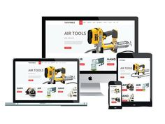 ET Etool is Free Equipment WordPress Theme which is intended to Tool Stores to sell tools & equipment through a professional online store. Tools and Equipment WordPress Woocommerce Theme builds with Genesis Framework, shopping cart support by WooCommerce. Site Website, Website Themes, Css Grid, Browser Support, Joomla Templates, Web Themes, Grid Layouts, Template Site, Responsive Layout