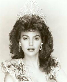 Bárbara Palacios - Miss Universe 1986..