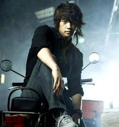 "Bi Rain- can I admit I did not know he sang until I started watching dramas! My first exposure to Rain was ""Ninja Assassins"""