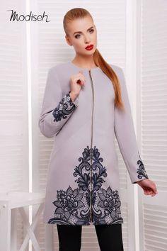 Iranian Women Fashion, Womens Fashion, Embroidered Clothes, Mode Hijab, Classy And Fabulous, Coat Dress, Trench Coats, Indian Wear, Hijab Fashion