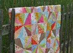 FITF -- improv'ish' starburst block -- tutorial! http://www.filminthefridge.com/2010/07/28/a-quick-tutorial-the-starburst-block/