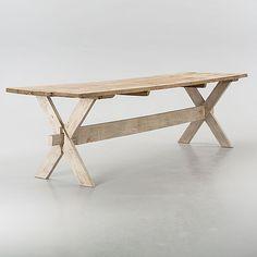 9951875 bukobject Dining Bench, Pergola, Backyard, Modern, Furniture, Home Decor, Patio, Trendy Tree, Decoration Home