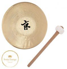 "MEINL Opera Gong 30,48cm (12"") inclusive Beater, Meinl Sonic Energy, Meinl, Sonic Energy, Gong, Gongs, Opera Gong, Handcrafted masterpiece Item No: OG-12"