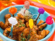 Imagina essa porção de camarões na praia para dividir com os amigos. Chef: Pedro Benoliel