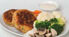 Fish Cakes | Tony Ferguson Weightloss Program