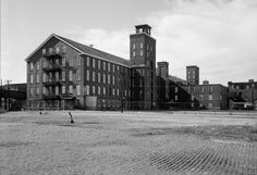 grandfather worked here. wamsutta mills New Bedford MA | Wamsutta Mill, New Bedford Massachusetts