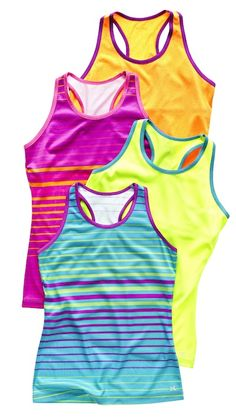 xersion workout tank top; I need some new, summery workout gear.