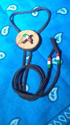 #bolotie creavattino made in italy in faggio