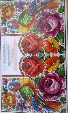 1 million+ Stunning Free Images to Use Anywhere Cute Cross Stitch, Cross Stitch Rose, Cross Stitch Borders, Cross Stitch Flowers, Cross Stitching, Cross Stitch Patterns, Tambour Embroidery, Cross Stitch Embroidery, Crochet Bedspread Pattern