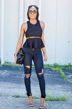 Yay or nay for the outfit? #ootd #lookbook - http://ift.tt/1HQJd81
