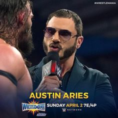 wwe Can @austinhealyaries DETHRONE the King of the Cruiserweights #Neville in the #WrestleMania #Kickoff, streaming live at 5e/2p on @wwenetwork?  2017/04/02 23:24:19