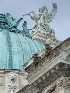 Detail Architecture, Historical Architecture, Beautiful Architecture, Beautiful Buildings, Monuments, Charles Garnier, Mansion Homes, Paris Balcony, Image Paris