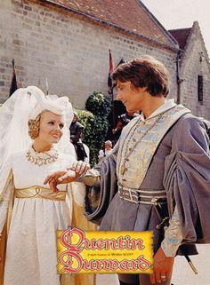 Quentin Durward est un feuilleton télévisé franco-allemand en 7 épisodes de 52 minutes, créé par Jacques Sommet d'après le roman homonyme de Walter Scott, et réalisé par Gilles Grangier. En France, le feuilleton a été diffusé pour la première fois du 28 janvier 1971 au 11 mars 1971 à 20h30 sur la première chaîne de l'ORTF. Le feuilleton a été rediffusé du 9 septembre au 19 octobre 1972 sur la première chaîne de l'ORTF, puis en 1975 et 1980 sur TF1.