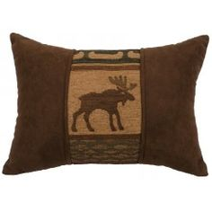 "Wilderness Trail Throw Pillow - 14"" x 20"""