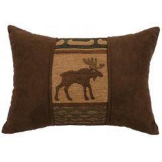"""Wilderness Trail Throw Pillow - 14"""" x 20"""""""