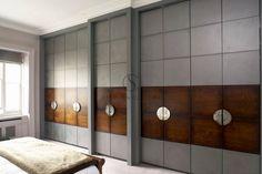 Wardrobe Design Bedroom, Bedroom Furniture Design, Master Bedroom Design, Home Decor Furniture, Sliding Wardrobe, Wardrobe Doors, Built In Wardrobe, Wardrobe Handles, Medical Office Design