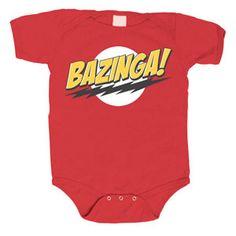 ThinkGeek :: Bazinga! Creeper