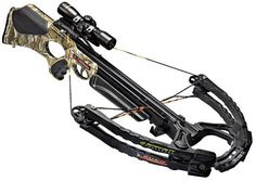 Barnett Buck Comander Crossbow The Barnett Buck Commander trade CarbonLite crossbow comes equipped with Carbon Riser Technology CRT and an ADF MIM #Crossbow