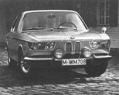 BMW 1966 2000Cs