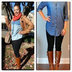 My fall fashion