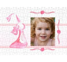 For Little Girls!  FingerPrintPress Pink Princess - Puzzles