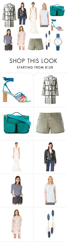 """Daily Fashion"" by donna-wang1 ❤ liked on Polyvore featuring Sophia Webster, Etro, Anya Hindmarch, Sandrine Rose, J. Mendel, Natasha Zinko, Mother of Pearl, Theia Jewelry and Michael Kors"