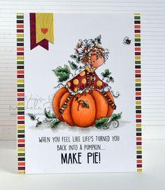 Stamping Bella Holiday Preview – Patricia Loves Pumpkins