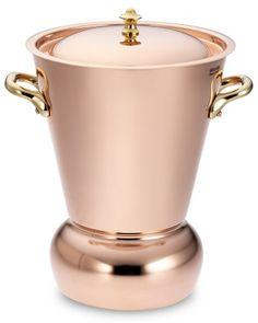 Mauviel  Copper Potato Steamer #williamssonoma