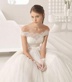 Rosa Clara, collection 2018 - Robe de mariée modèle Alcantara