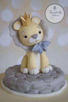 Маленький король лев - торт с Марианной: Со вкусом Ваш торт Art - CakesDecor