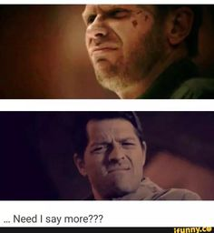 Casifer///// Misha is a great actor, if any of you disagree I will find you and hurt you.