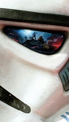 Eye of the empire