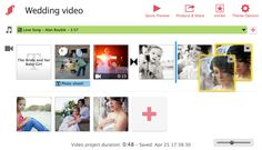 Make videos online with photos, clips, music - Stupeflix