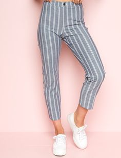 SOME TYPE OF STRIPED BRANDY PANTS - PREFERABLY THE LIGHTER ONES :-)