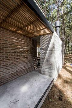 Casa El Faro 01.   Carmelo, Uruguay: Casas de estilo moderno por TC Estudio