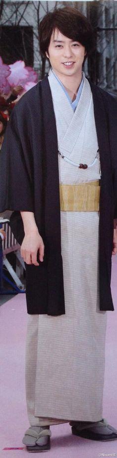 Sakurai Sho 櫻井 翔 Kamisama no Karute 2