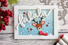 """Little Crafty Pill: Simon Says Stamp """"Making Spirits Bright"""""""