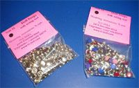TLC Doll - Sewing Accessories for dolls = supplies for making doll clothing and patterns