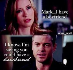 Mark and lexie