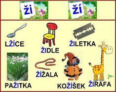 SOUHLÁSKY MĚKKÉ :: Béčko-Tc Štístkové Language, Comics, Learning, Logos, Easter, Studying, Logo, Easter Activities, Languages
