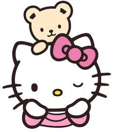Hello Kitty - bear