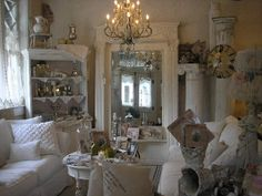posh on palm: In Love with my Beach Cottage...