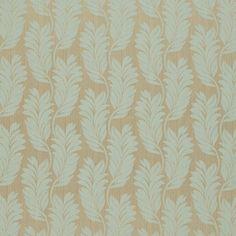 Sage Trevi Jaquard Curtain Fabric (terrysfabrics)